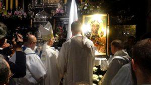 Казахстану дарована копия Ченстоховской иконы Божией Матери