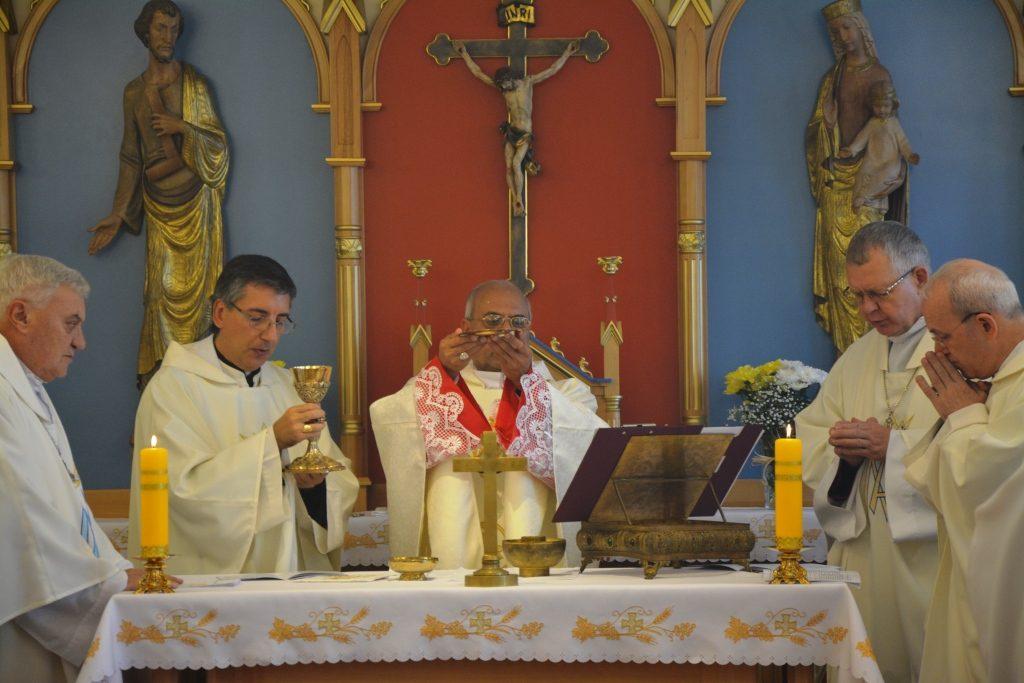 Епископы Казахстана в семинарии