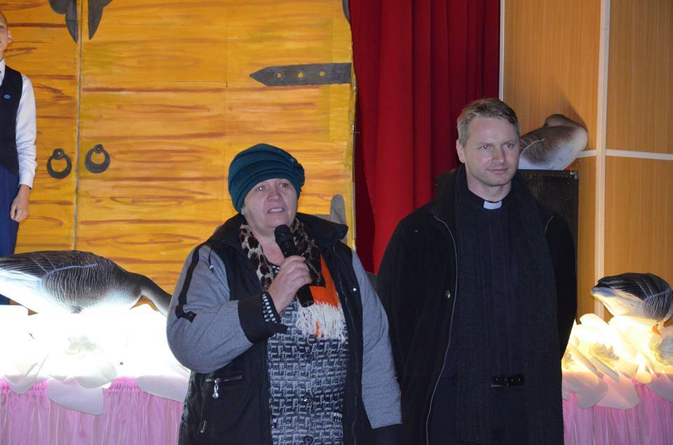 Католики Корнеевка