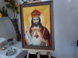 Архиепископ на Престольном празднике в с.Краснокиевке