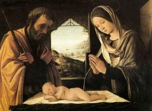 Рождество в живописи