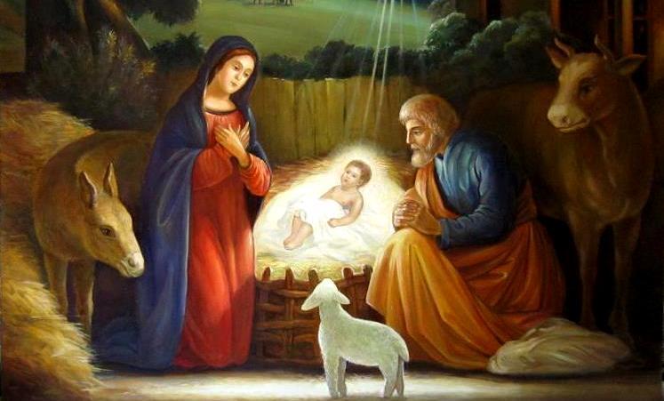 Рождество поздравление