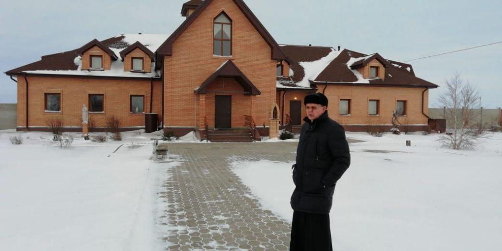 Томаш Пета в Озерном