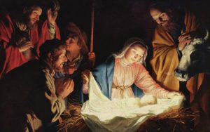 Сцена Рождества