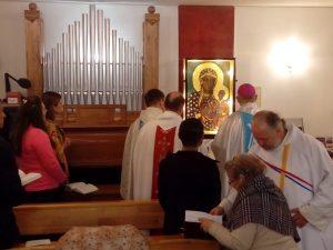 Матерь Божия Ченстоховская на страже защиты жизни