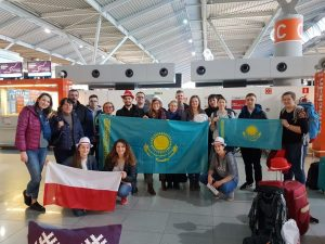 Казахстан-Панама-Казахстан