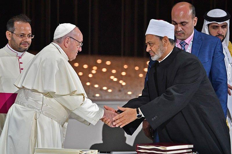Исторический шаг в рамках развития межрелигиозного диалога