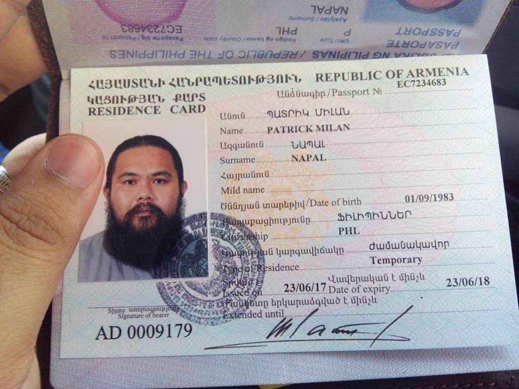 How one Filipino became a Kazakhstan priest (continued)