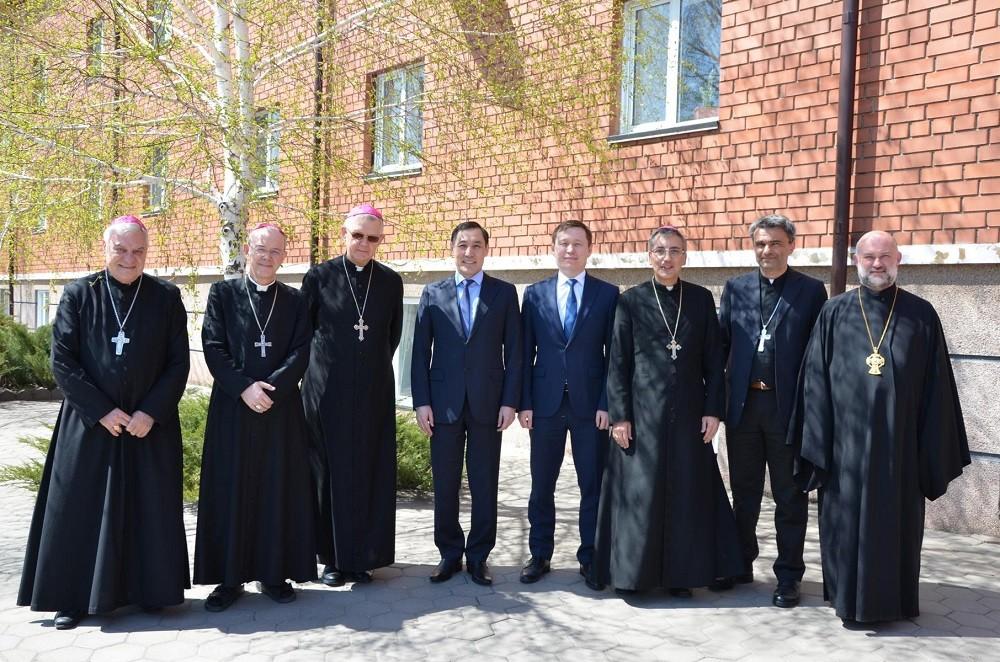 Римге сапардан кейін алғаш рет Қазақстанның епископтары мен ординарийлері кездесті