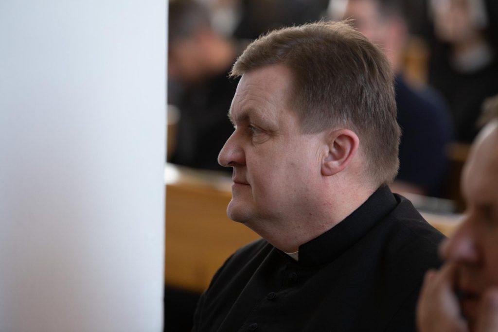 Забота церкви о призваниях к священству и монашеской жизни