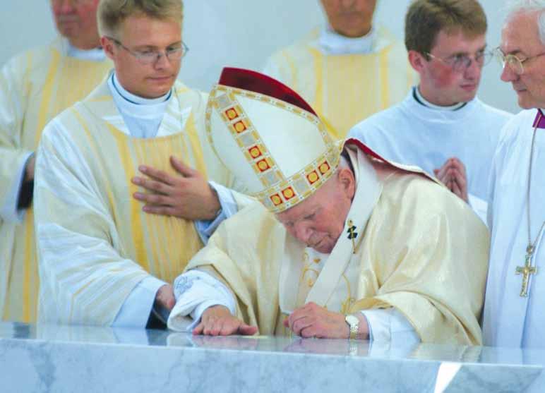 Иоанн Павел II-нің рухани мұрасы