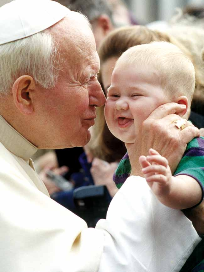 The spiritual heritage of St. John Paul II