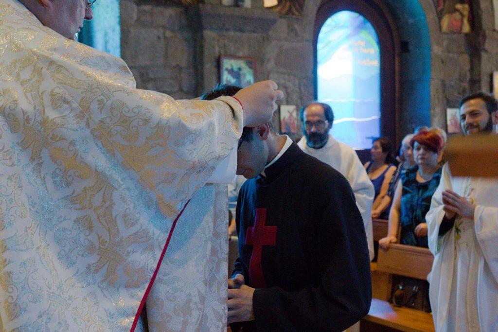 Еще не священник, но уже монах