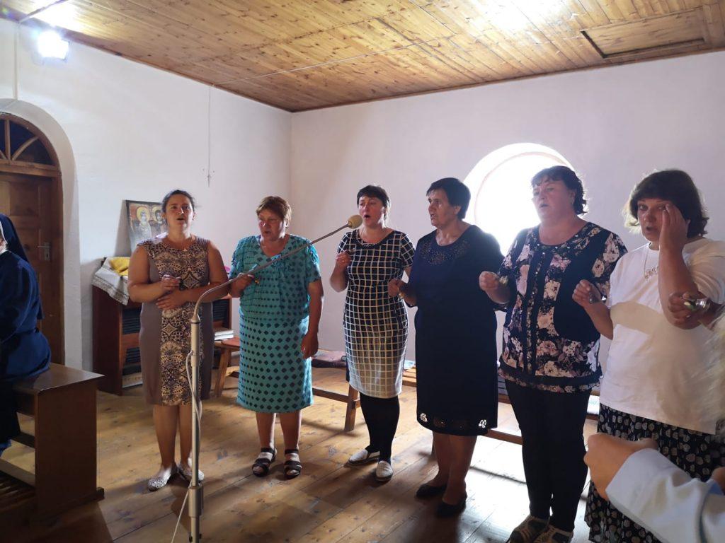 Четверть века сестры-служительницы в Казахстане