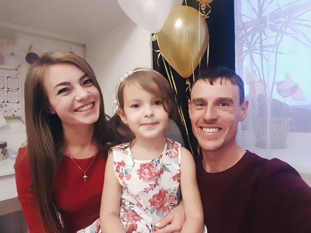 """""""Семья- это мои люди"""": пара из Щучинска даёт свидетельство своей любви"""
