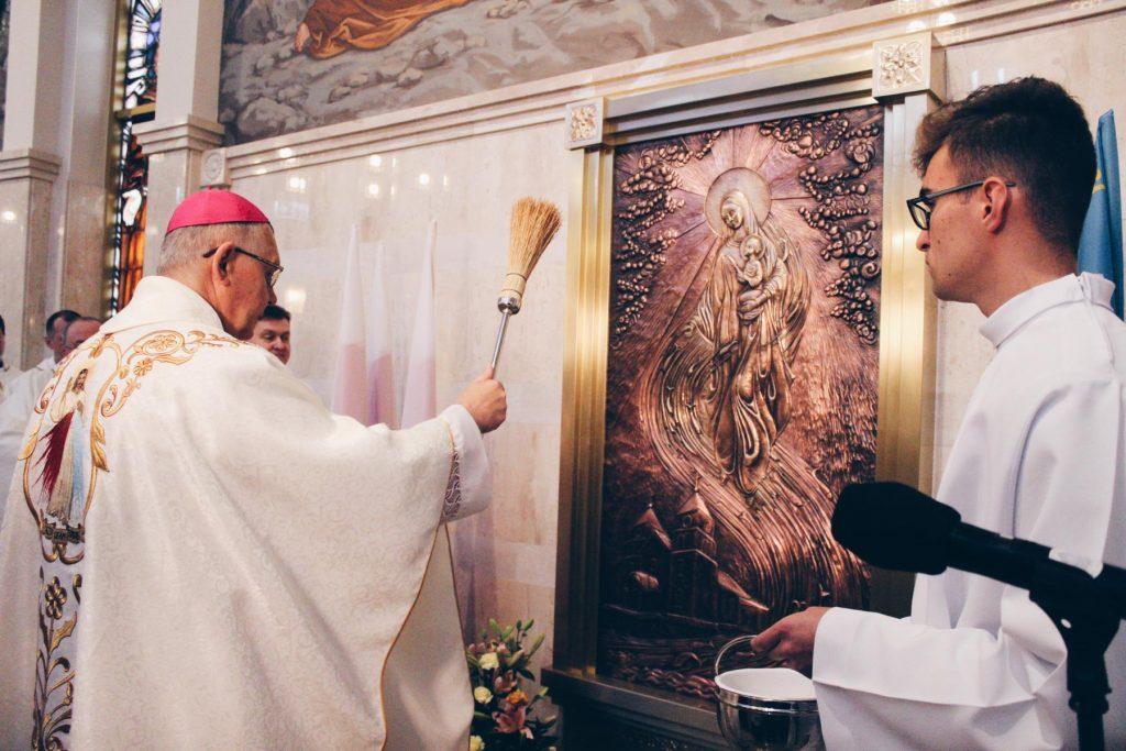 Казахстан и Польша, связанные барельефом Марии в Торуне