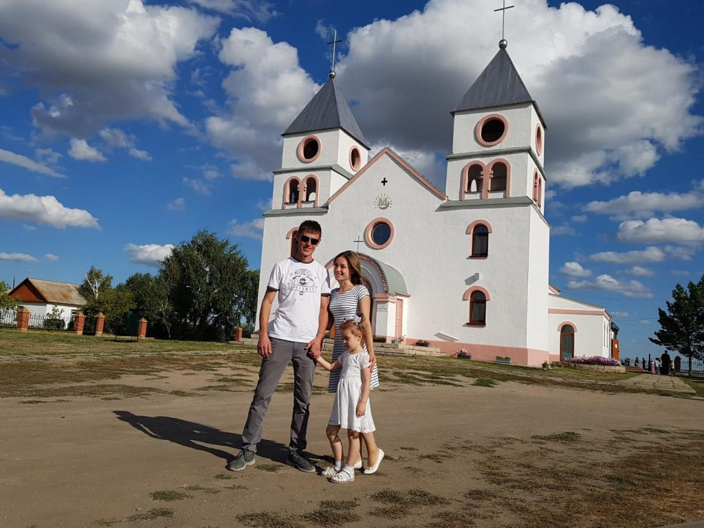 """It is the most sacred'': A family from Shchuchinsk gives the evidence of love"