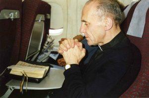 Воспоминания о доне Бернардо Антонини (из разговора с о. Русланом Рахимберлиновым)