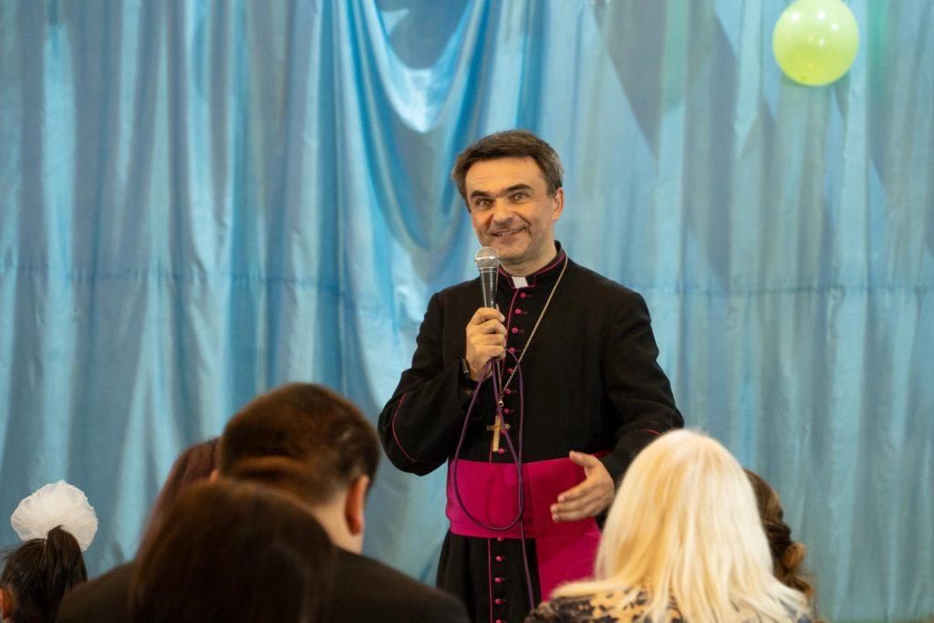 20-летний юбилей Апостольской администратуры в Атырау