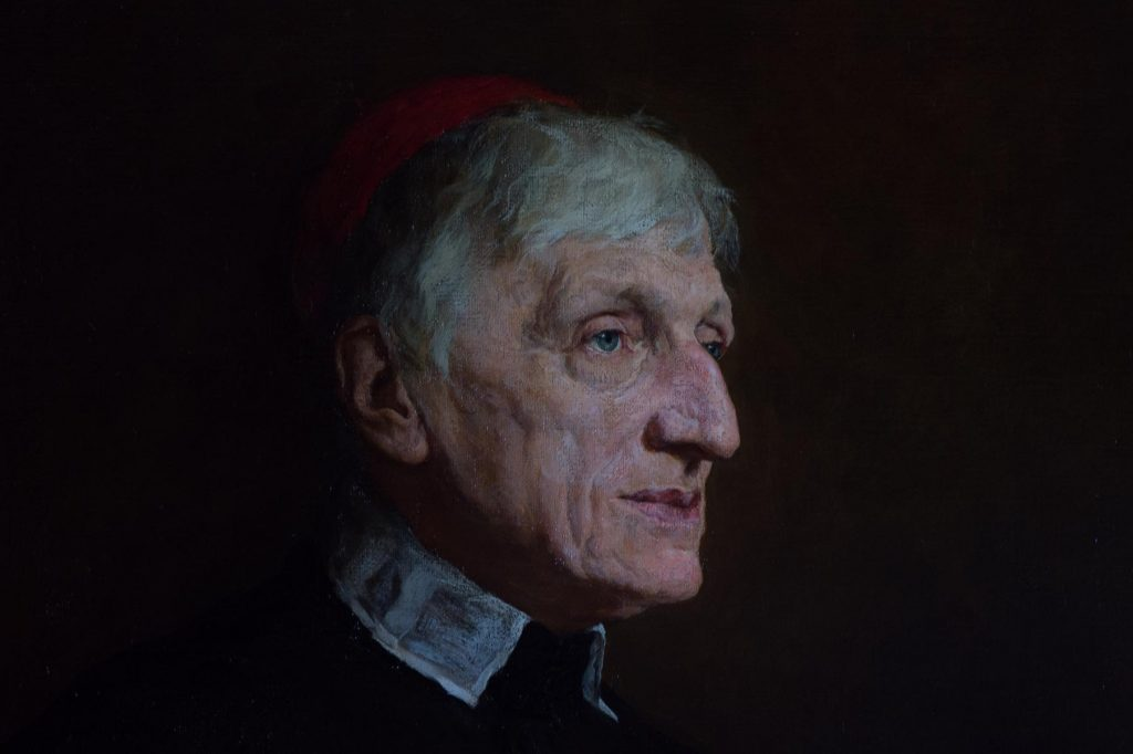 "Saint John Henry Newman - ""From Symbols and Shadows to the Truth"""