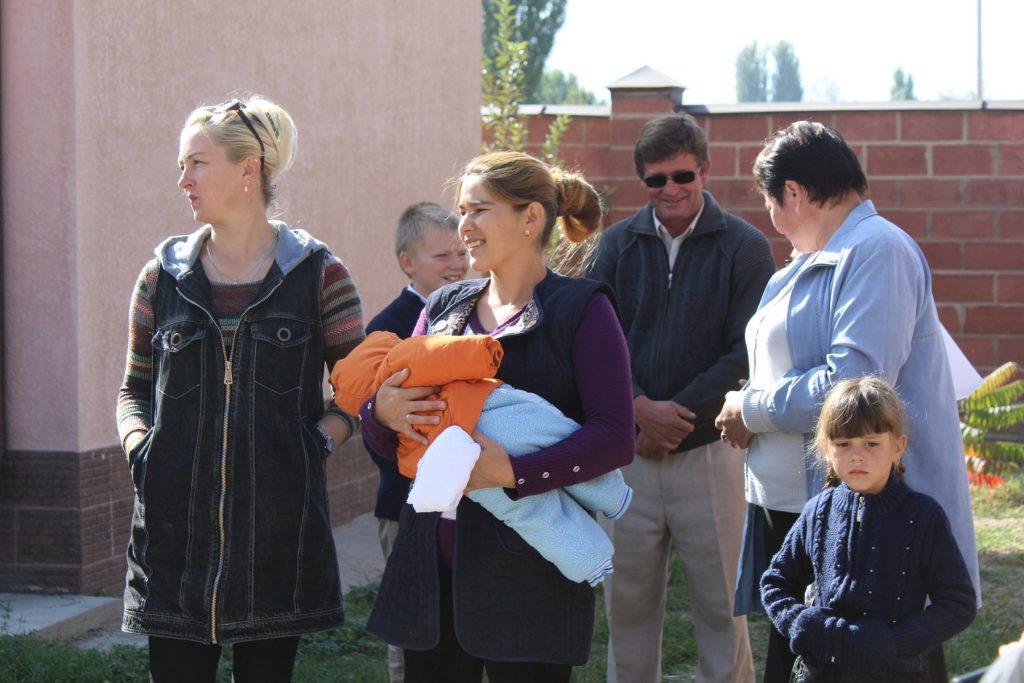 Қырғызстанда жаңа храм апталды