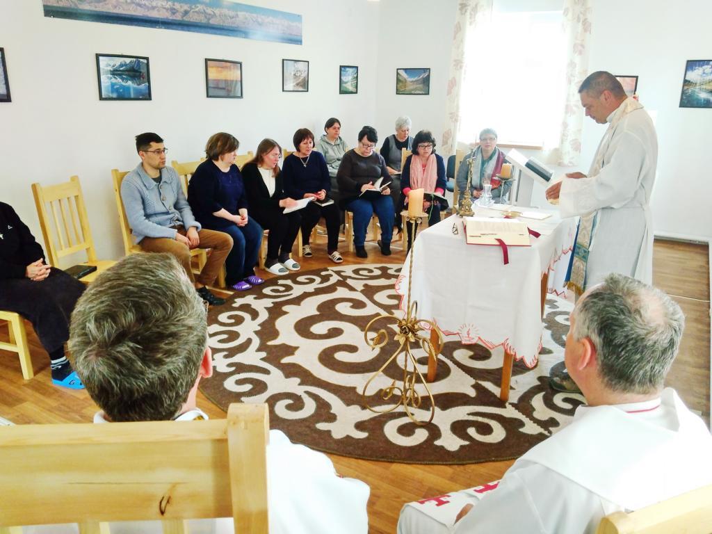 An Unusual Practice in Issyk-Kul
