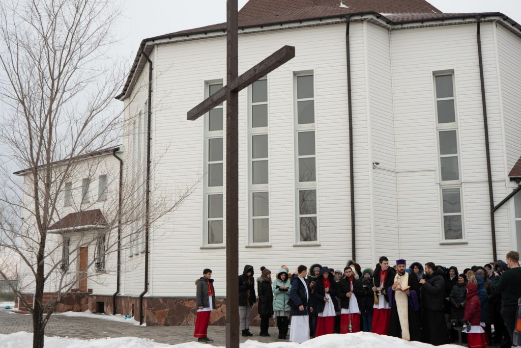 Parish missions in Karaganda