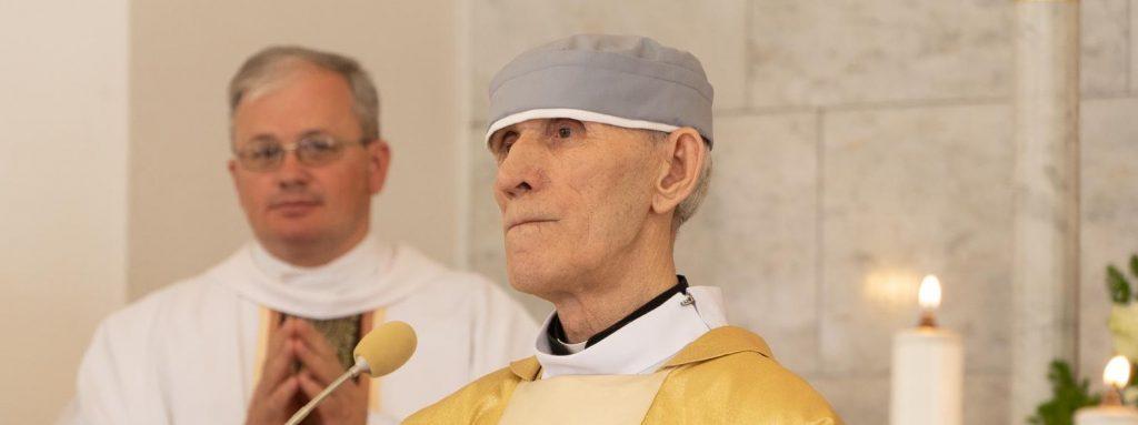Отец Вацлав Поплавский теперь у Небесного Отца