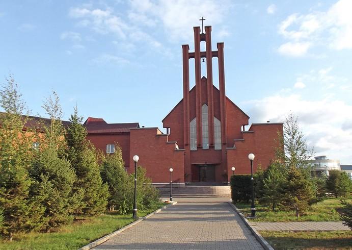 Кафедральный собор Нур-Султан