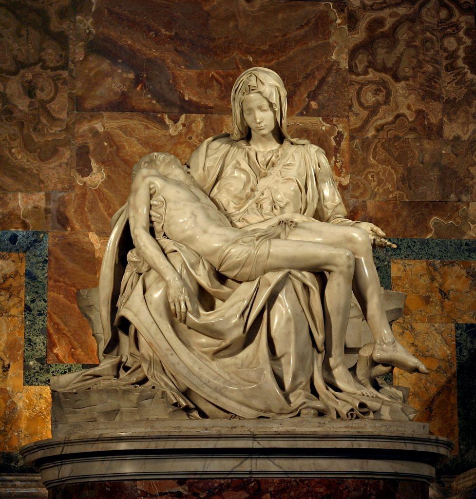 Страстная неделя в христианской культуре: Великая Пятница