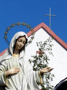 Реколекции из дома с Девой Марией