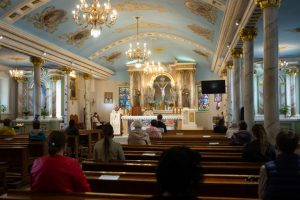Приход Святого Иосифа в Караганде отметил 40 лет