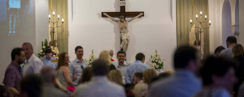 Католические верующие