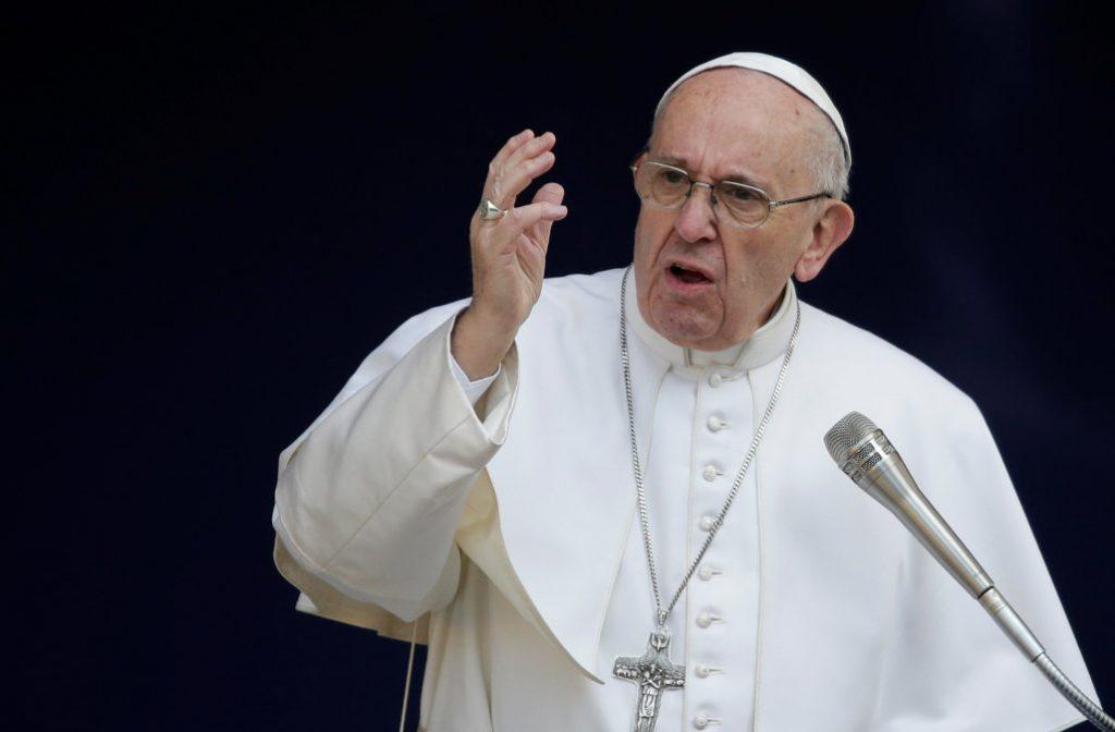Папа Римский про лгбт