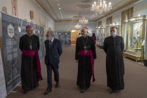 """Выставка """"Иоанн Павел II - Папа диалога"""""""