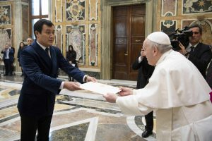 Новый посол Казахстана в Ватикане - новые надежды