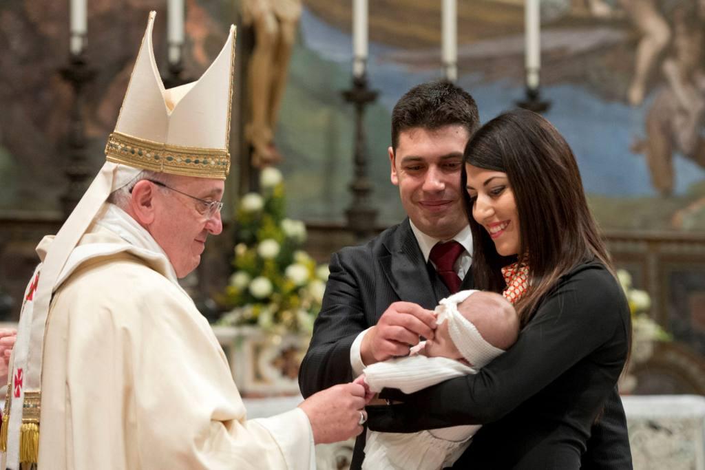 Папа Франциск и семья