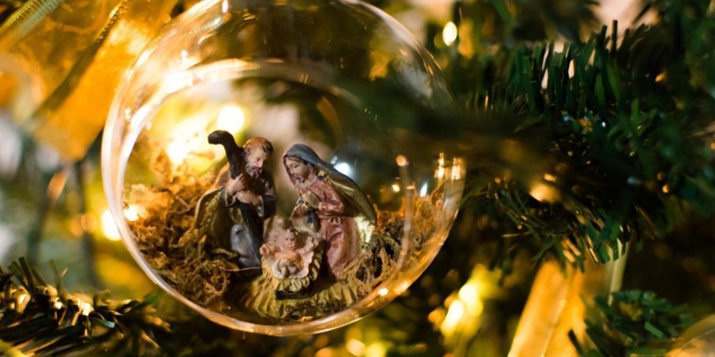 Обложка для статьи о Рождестве