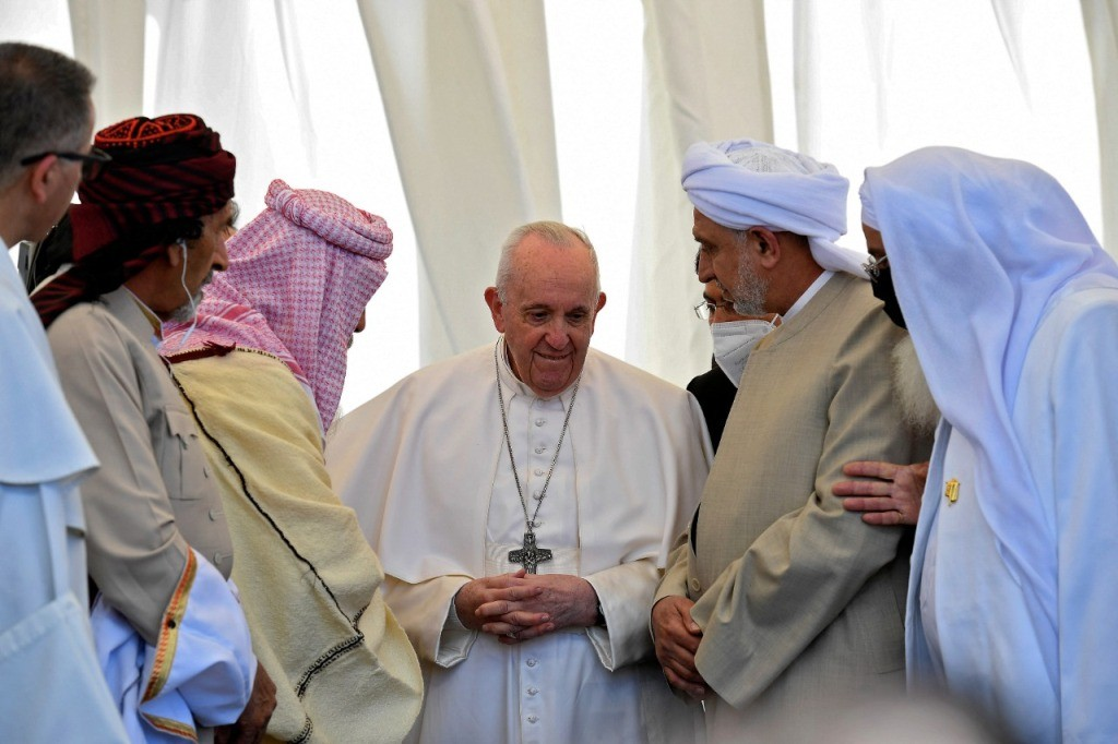 Молитва Папы Франциска