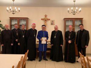 Католики поздравили мусульман со священным месяцем Рамаданом