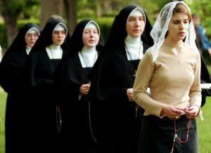 Призвание к монашеской жизни