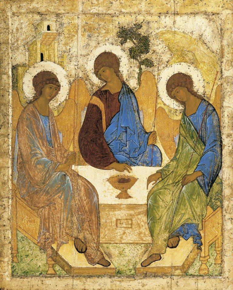 Вот три традиционных способа объяснить, что такое Троица