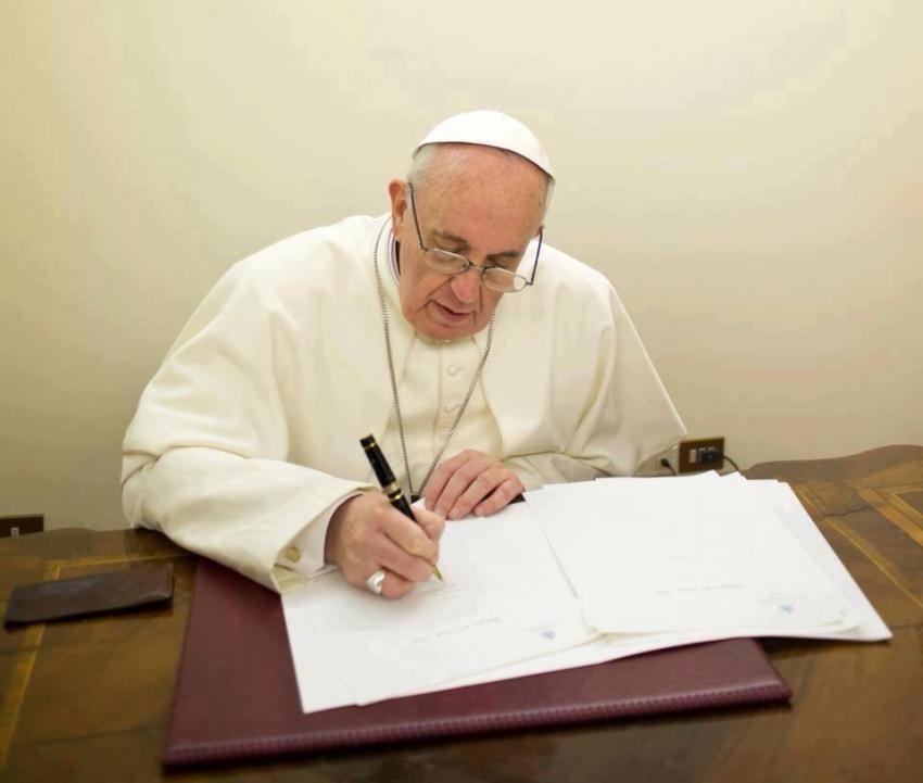 Послание Святейшего Отца Франциска к 55-му Всемирному дню социальных коммуникаций