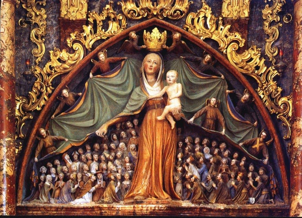 Пресвятая Дева Мария