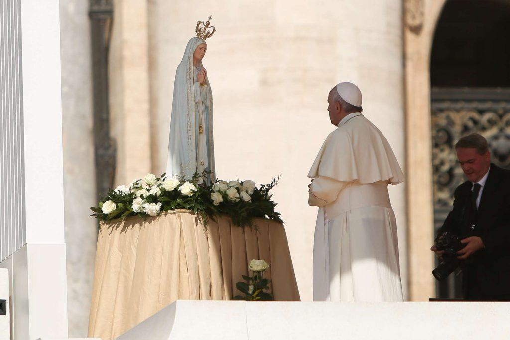 Папа Франциск и Фатимская Божья Матерь