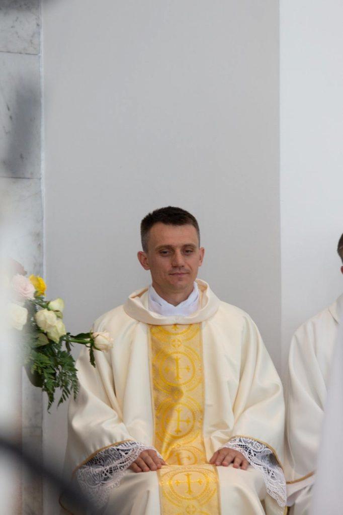 Рукоположение во священники Сергея Дробышева