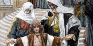 Иисус потерялся в храме