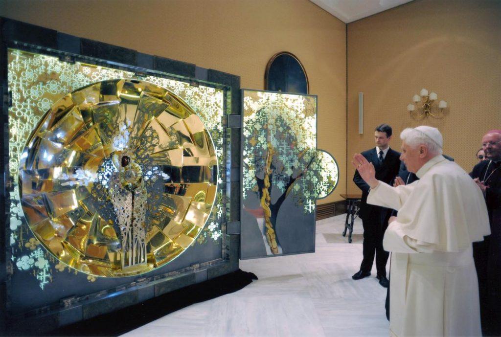 Святилище в Озёрном, чудесное исцеление и двенадцать алтарей Драпиковского