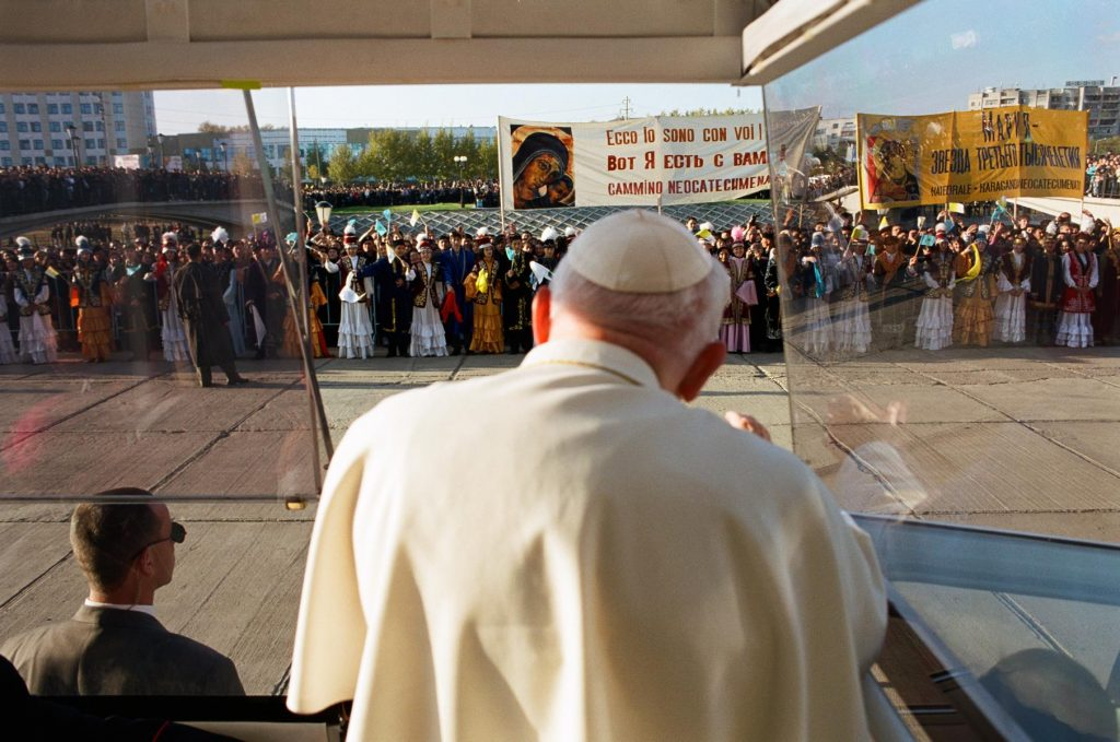 Епископ Аделио Дель Оро о Папе Иоанне Павле II