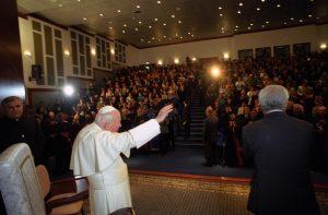 Обращение Иоанна Павла II к молодёжи Казахстана